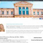 Maître Sandrine Setton, avocat en droit de la famille à Nice