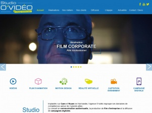 O'Video Studio – studio de création audiovisuelle à Caen