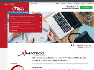 Seeca-Amateos, bureau d'expert comptable à Rouen et Paris