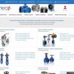 Vanneco : spécialiste de robinetterie industrielle