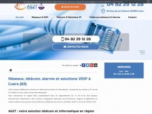 AG2T, votre audit informatique pour les entreprises à Cuers