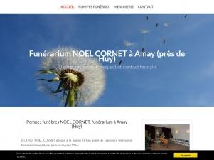 Vous recherchez un funérarium à Huy? Maison Cornet !