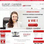 Achetez les cameras d'europ-camera