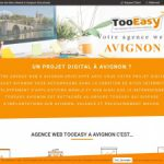 Agence Web TooEasy à Avignon (Vaucluse)