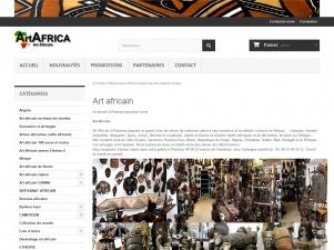 Art Africa, vos objets d'art