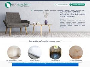 Ecosystem Humidité, spécialiste du traitement de l'humidité