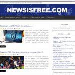 Newsisfree : toute l'actualité dont vous avez besoin sur internet