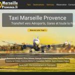 Service de transport en Taxi à l'Aéroport de Marseille-Provence